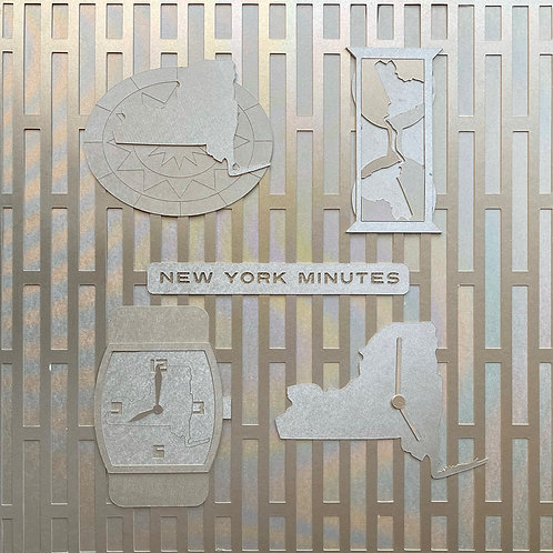 "Peter E. Roberts-""New York Minutes"""