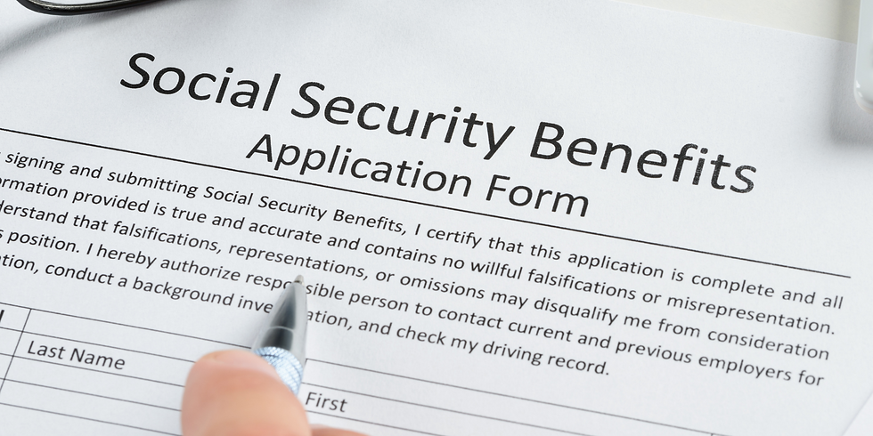 Social Security Benefits & You (Planning for Retirement Series Week 1)