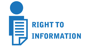 Right to Information Act, 2005.