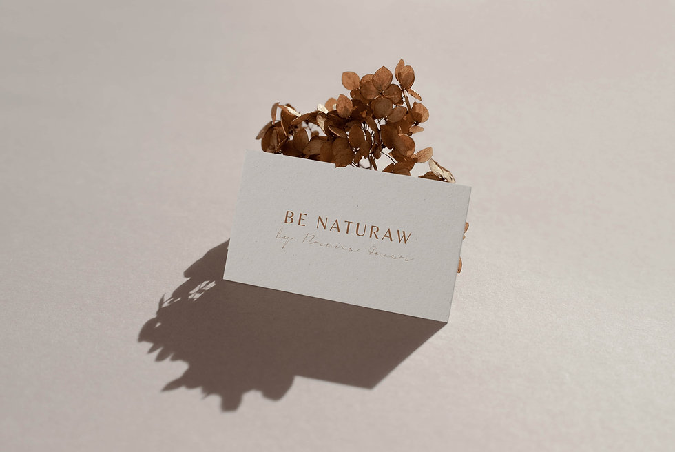 BE NATURAW by BRUNA EMER