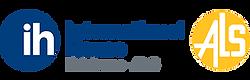 International House Brisbane - ALS logo.