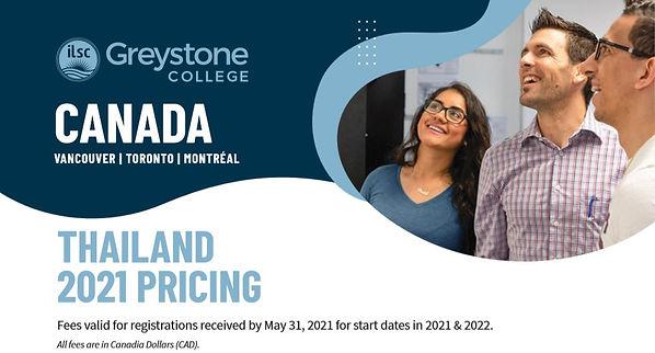 Greystone Canada Thailand 2021 Pricing.J