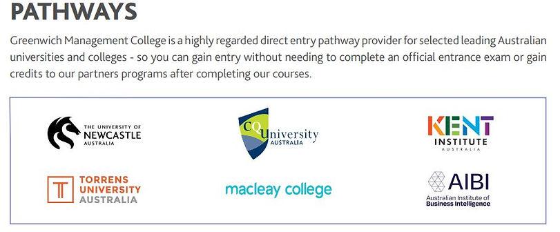 Greenwich Graduate Diploma pathways.JPG