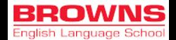 BROWNS English logo
