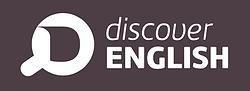 Discover English logo