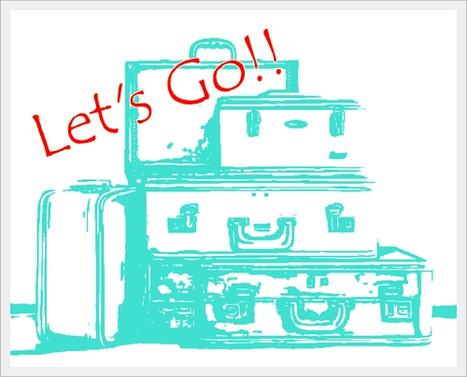 เก็บกระเป๋าเดินทางกันเถอะ