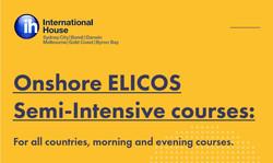 IH Onshore ELICOS