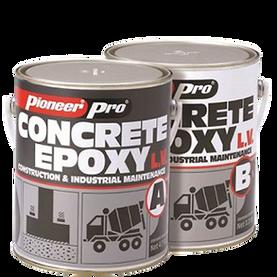 PIONEER CONCRETE EPOXY LV CONSTRUCTION A
