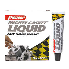 Pioneer Mighty Gasket Liquid Grey Engine Sealant