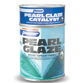 PIONEER PEARL GIAZE EPOXY TOP COAT FINIS