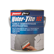 Pioneer Water-Tite 102