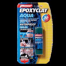 Pioneer Epoxyclay Aqua