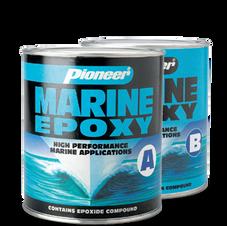 Pioneer High Performance Marine Epoxy