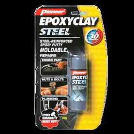 PIONEER EPOXYCLAY STEEL