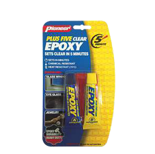 Pioneer Plus Five Clear Epoxy Tube