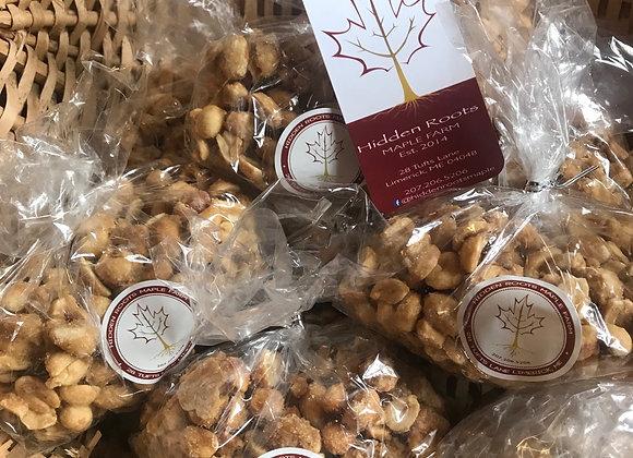 Maple Peanuts