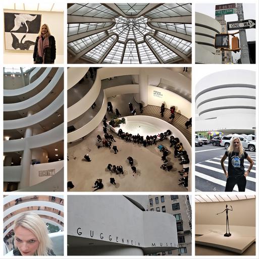 KERSTIN VERSCH - GUGGENHEIM MUSEUM NEW YORK