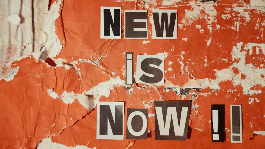 KERSTIN VERSCH - NEW IS NOW !