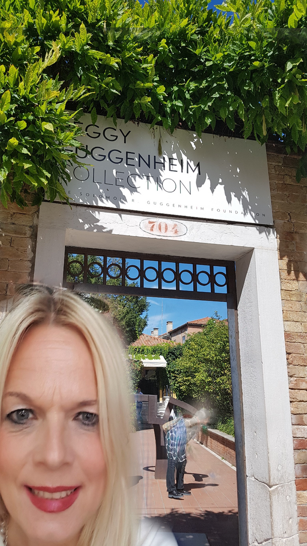KERSTIN VERSCH - PEGGY GUGGENHEIM COLLECTION VENEDIG