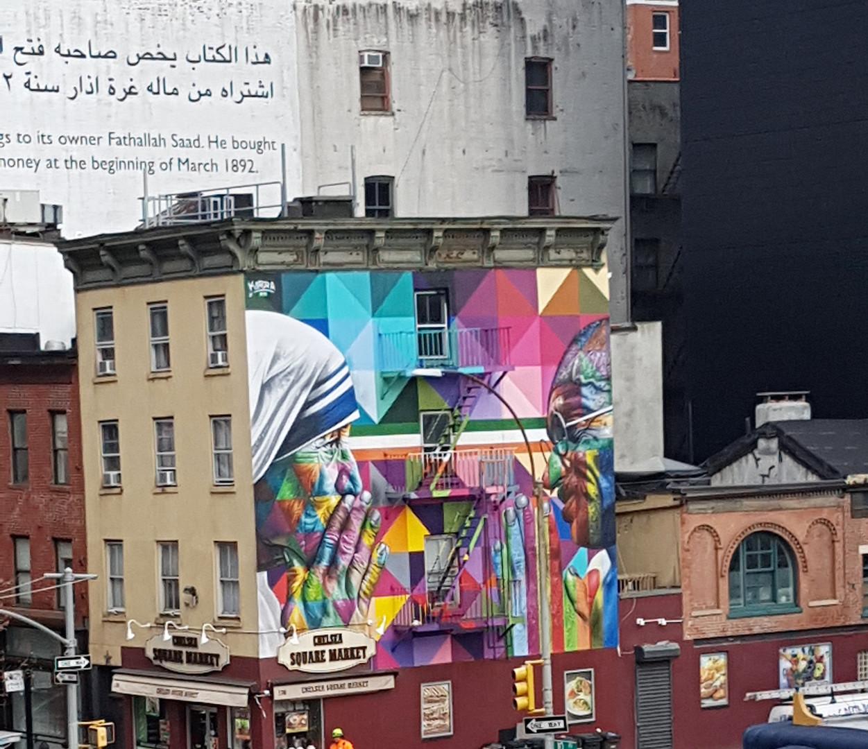 KERSTIN VERSCH- CHELSEA MARKET NEW YORK