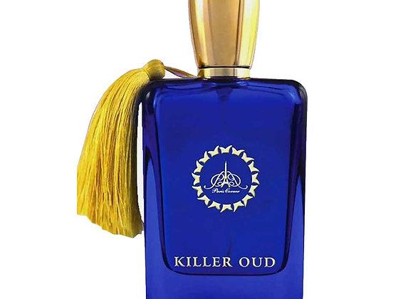 Killer Oud by Paris Corner alternative to Amouage interlude 100ml Edp unisex