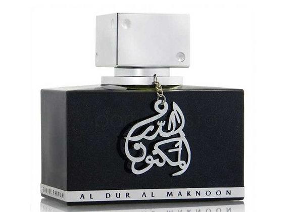 Al dur Al maknoon silver 100ml for men