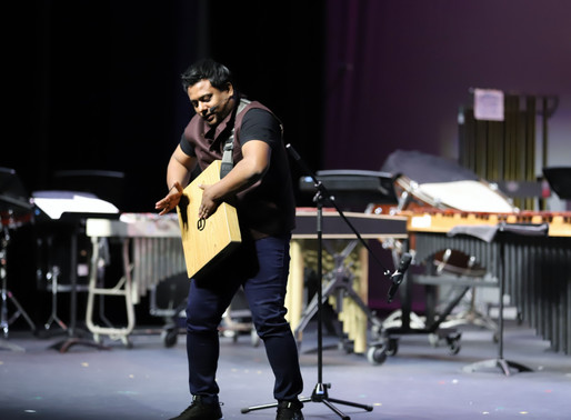 APS: Indian Percussionist in Hong Kong