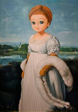 Mademoiselle Caroline Rivière