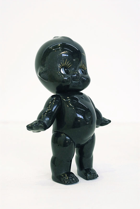 ZIMBABWE BLACK GRANITE  Kewpie mini 01