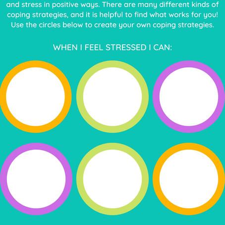 Healthy Coping Strategies