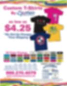 Catalyst Custom T-Shirts