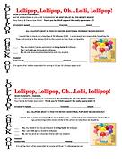 Gourmet Lollipop Creations