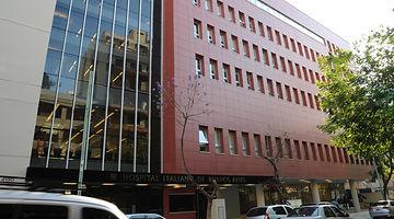 HOSPITAL ITALIANO, BUENOS AIRES