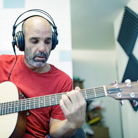 Gilad Bloom in the studio 8