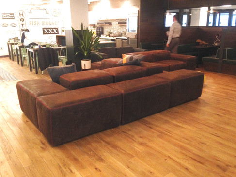 Custommade Sofa for WEWORK