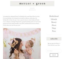 Mercer + Green