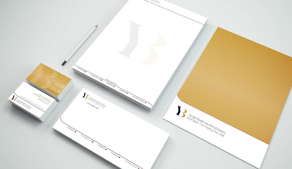 עיצוב מיתוג עורך דין
