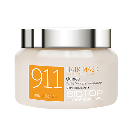911 QUINOA HAIR MASK