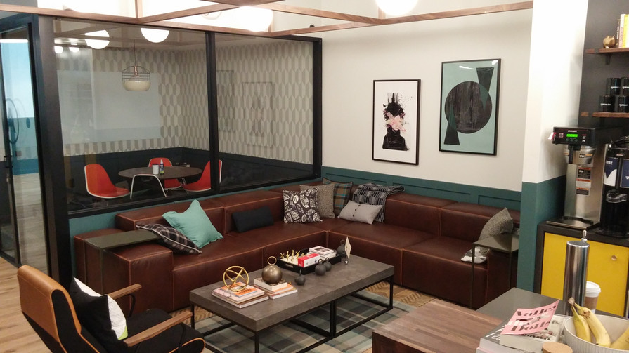 wework room and DR.SOFA