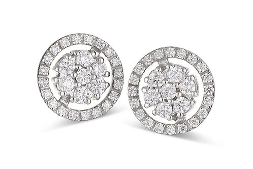 Studd Diamonds Earrings