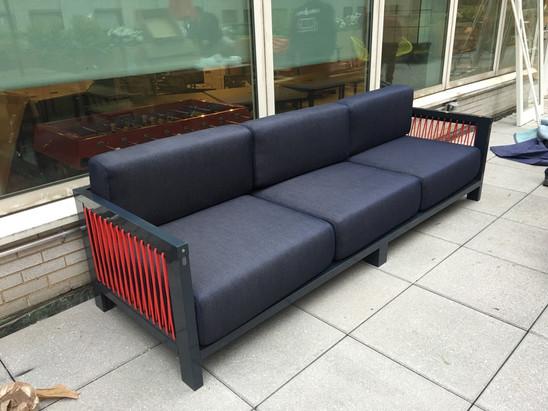 outdoor sofa - wework