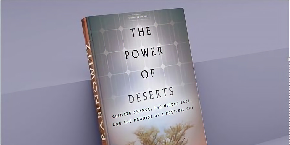 Jspace Canada The Power of Deserts