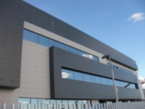 Zara Warehouse, Spain