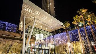 Point Bornova Shopping Mall - Powder Coated Aluminum Multiperforated Canopy - İzmir_ Turkey