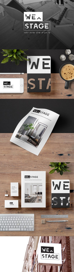 Home staging branding package