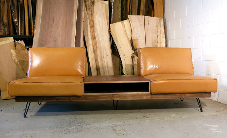 custommade sofa to WEWORK