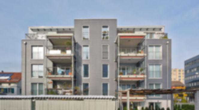 RESIDENTIAL HOUSE WINTERTHUR, SWITZERLAND