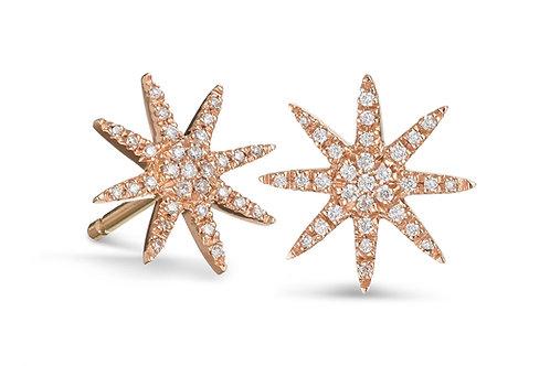 SOLE Earrings - Rose'gold