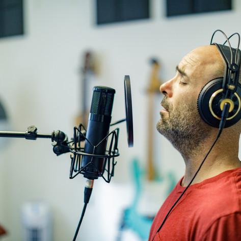 Gilad Bloom in the studio 3