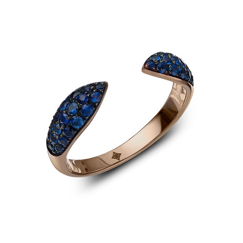 ANNA Ring Sapphires
